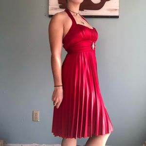 Dresses & Skirts - Short Red Formal Prom Dress